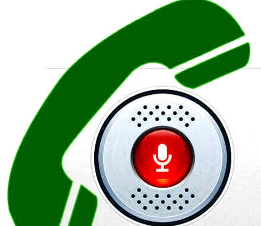 phone call record
