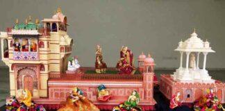 Heritage heritage of Jaipur will be seen in Delhi